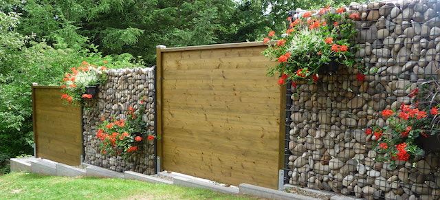 panneau anti bruit prix tuinpanelen le grillage trs fin de nos cages gabions permet de faire. Black Bedroom Furniture Sets. Home Design Ideas